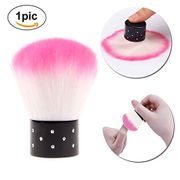 Nail Brush for Acrylic or UV Gel Nail Art Dust Cleaner