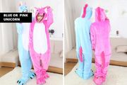 Magical Unicorn Onesie - 5 Designs & UK Sizes 8-12!