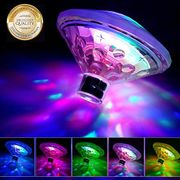 Bath Light with 5 Changing Modes Use Promo Tab