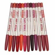 12 Lip Liner Pencils. 99p Delivery