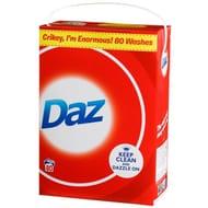 Daz Washing Powder 80 Washes