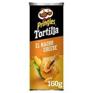 HALF PRICE Pringles Tortilla Nacho Cheese Snacks