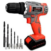 Cordless Drill Driver 18V/20V with 13pc Accessory Kit