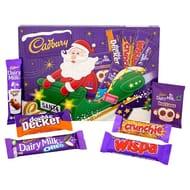 Cadbury Medium Selection Box Snowman 169G