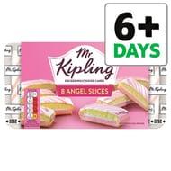 Mr Kipling 8 X Chocolate ,Lemon & Angel Slices Half Price £1.15 at Tesco