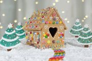 £10 off DIY Gingerbread House Kit - 02 Members Only