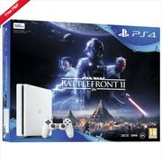 Sony PlayStation PS4 500GB Star Wars Battlefront 2 Console Bundle £294.99
