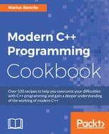 Free eBook - Modern C++ Programming Cookbook