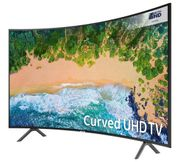 Samsung, 55 Inch, Curved Ultra HD Certified, HDR, Smart 4K TV