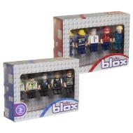 Wilko Blox Figures 5pk Asst B