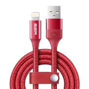 ESR 3.3ft Lightning Cable for iPhone and iPad £4.39 Red/gold