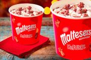 New Maltesers Reindeer Christmas McFlurry from 89p,available from 21st November