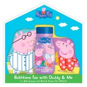 Peppa Pig Mummy Daddy and Me Gift Set