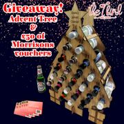 WIN a Bottle Advent Cal and £50 Vouchers Morrisons