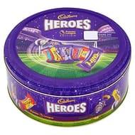 Cadbury Heroes Tin Premier League, 800 G
