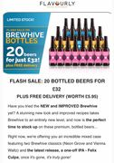 Flash Sale 20 Beers