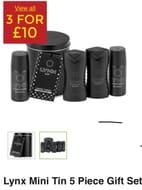 Lynx Gift Set (3 for £10)