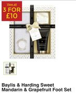 Baylis and Harding Foot Gift Set