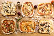 Buy One Get One-Half Price on Any Individual 1/4m Delivery Pizza