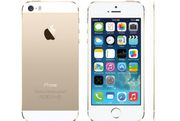 16 or 32GB Apple iPhone 5s - Gold, Space Grey or Silver