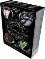 Disney Villain Tales 4 Book Box Set