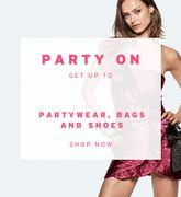 Party on with 30% Off