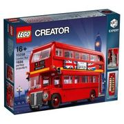 LEGO 10258 Creator Expert London Bus Only £89.99