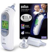 Braun Thermoscan 7 IRT6520 Thermometer Only £33.32
