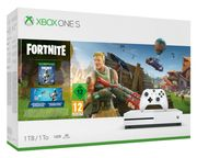 Xbox One S 1TB Fortnite Console Only £199.99