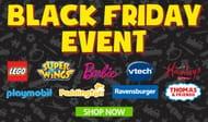 Black Friday Event at Hamleys