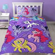 My Little Pony MOVIE My Adventure Single Duvet Set