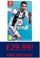 FIFA 19 Nintendo Switch - CHEAPEST PRICE!