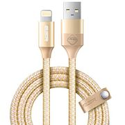 ESR 3.3ft Lightning Cable for iPhone and iPad £4.39 Gold/red