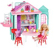 Barbie DWJ50 FAMILY Chelsea Clubhouse