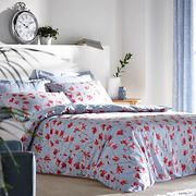 Blossom Duvet Cover & Pillowcase Set