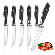 40% off Micro-Serrated Steak Knivesset of 6