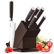 30% off Homever Kitchen Knife Set 6-Piece