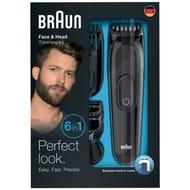 Braun 6 in 1 Trimming Kit