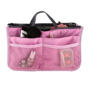 Double Zip Makeup Organiser Bag with Free Delivery