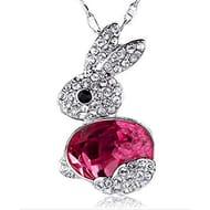 Cute Bunny Necklace