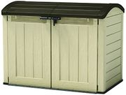 *TODAY ONLY* Keter Store-It out Ultra Outdoor Plastic Garden Storage Bike Shed