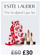 Estee Lauder: The Sculpted Lips Set - HALF PRICE