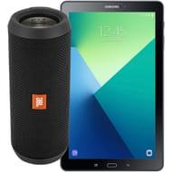 "Samsung Galaxy Tab a 10.1"" 32GB Wifi Tablet with Free JBL Flip3 Speaker"