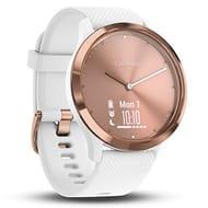 Garmin Vivomove HR Hybrid Smartwatch, Small/Medium