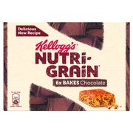 HALF PRICE Kelloggs Breakfast Bakes Chocolate Chip 6X45g