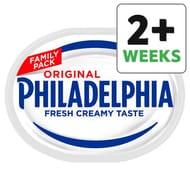 HALF PRICE Philadelphia Original Soft Cheese 280 G