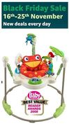 £50 off TODAY (Sunday)! Fisher-Price Rainforest Jumperoo **4.8 STARS**