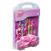 Poundshop - JoJo Bows Bumper Stationery Set with Bow RRP £13