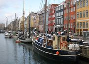 Stylish Stay in Copenhagen with Breakfast and Champagne