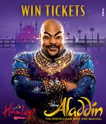 Win a Trip to See Disney's West End Aladdin + £250 Hamleys Vouchers
